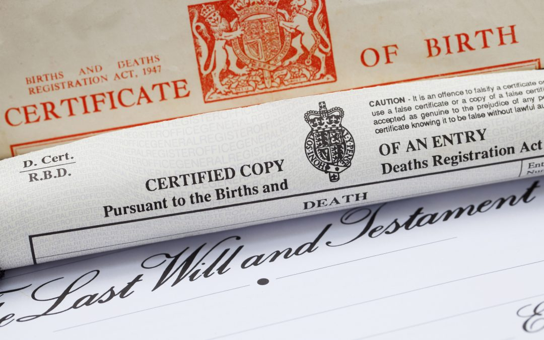 Increase in Probate Fees under review by the MOJ